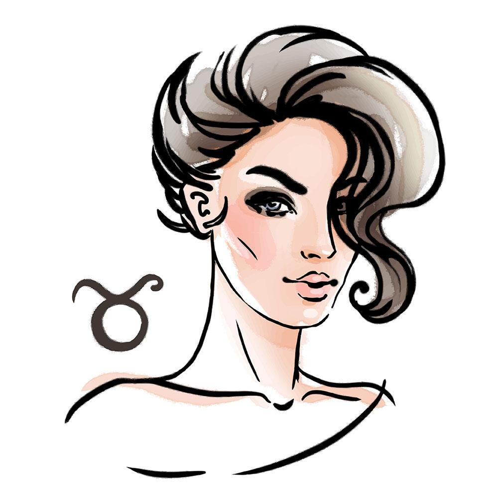 Taurus zodiac sign as a beautiful girl - Cancer Man and Taurus Woman