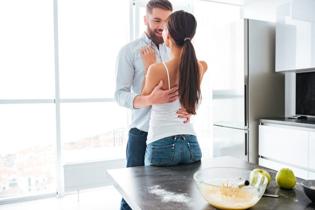 Cancer Man Physically Attracted To A Woman Who Can Cook