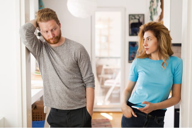 Woman Finding It Hard To Get Close To A Cancer Man